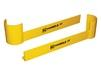 HEAVY-DUTY STORAGE RACK END PROTECTORS