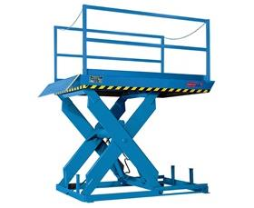 RECESSED DOCK LIFTS - 3000 SERIES