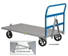 CASTER STEER TRAILERS